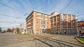 Rekonstrukce budovy Spea